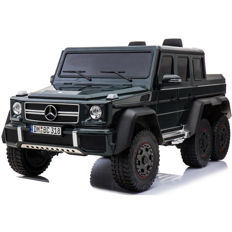 G63 benz ride on car