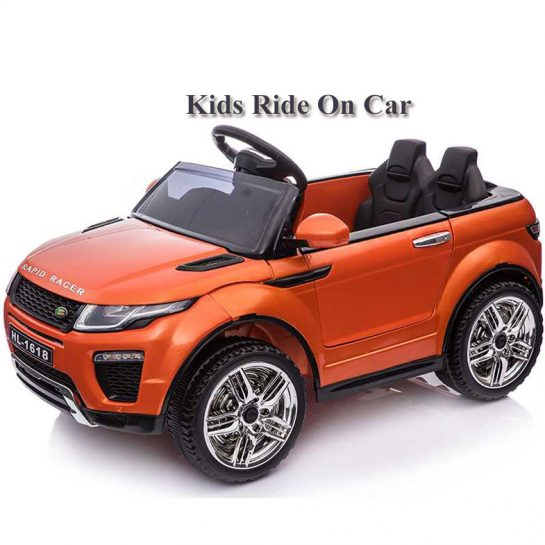 New Generic Brand Land Rover Hl 1618 Kids Ride On Drive Electric
