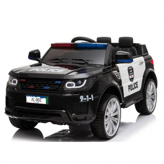 police car, ride on car